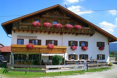 Foto unseres Hauses in Schwangau